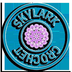Skylark Crochet logo